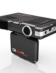 """SQ680S 2.0 """"TFT HD Auto DVR RD + Radar Detector G-Sensor"""