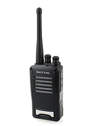 Baofeng BF-520 5W 400-470MHz Walkie Talkie / Interphone - Negro