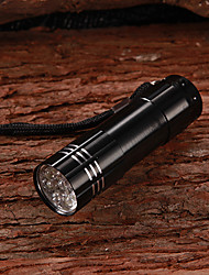 LED Flashlights/Torch / Handheld Flashlights/Torch LED 1 Mode 100 Lumens Compact Size / Small Size Others AAA Multifunction - Others