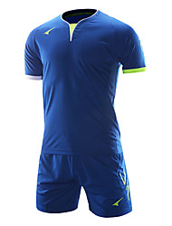 Men's Soccer Training Suits(Blue & Italy)
