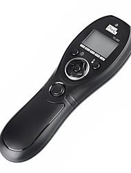 Pixel TC-252/DC0 Wired Timer-Fernbedienung für Select Nikon, Fujifilm Kodak Modelle