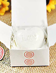 Wedding Gift Mini Heart Shape Soap 20g