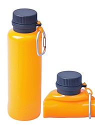 Bike Water Bottles Cycling/Bike Convenient Orange