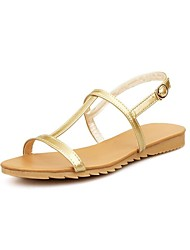 Women's   Flat Heel  Open Toe  Sandals With  Buckle Shoes (More Colors)
