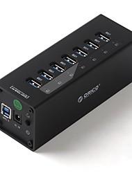 ORICO A3H7 7 портов с адаптером питания USB 3.0 HUB для компьютера
