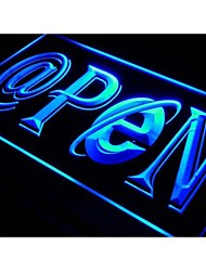 i863 Internet ABERTO Café Lojas Bar Luz Neon Sign