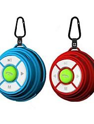 S02 Bluetooth V3.0  Wireless Pocket Speaker TF/MIC  for PC & Cellphone