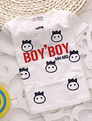 Katoenen T-shirt jongen