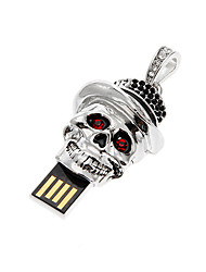 Skull USB2.0 Flash Drive 64G
