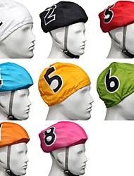 JAGGAD Unisex Sport Hat / Helmet Cover Yellow / White / Green / Red / Pink / Black / Blue / Orange Free Size Cycling/Bike / Baseball