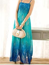 Women's New Bohemian Long Dress