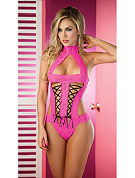 Cherry red Women's Occident Sexy Lingerie (Screen Color)