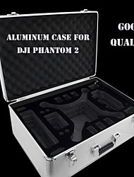 DJI Phantom 2 Vision Professional Aluminum EVA Hard Case with Key Lock EVA for Ar Drone Quadcopter FPV