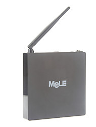 Mele Android 4.2 disque dur HDD TV Box (Black, M6)