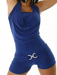 Damen Kleid - Bodycon Sexy Solide Mini Baumwolle Kapuze