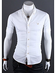 Glory Shirt Collar Short Sleeve Fashion Shirt