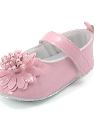 Baby Shoes - Casual - Ballerine - Vernice - Rosa