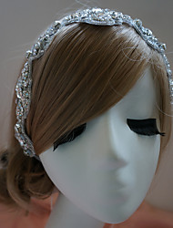 Women's Rhinestone Headpiece-Wedding Special Occasion Headbands