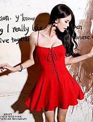 Il sesso delle donne stretto Dress Bretelle