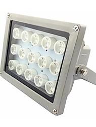 15PCS de alta potencia LED infrarrojo Luz de relleno de infrarrojos IR 150M distancia utilizada para las cámaras del CCTV