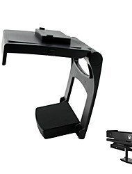 Portable Mount TV Clip and Privacy Cover for Xbox One Kinect 2.0 - Black