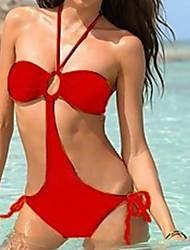 Delle donne sexy Lingerie Hot bikini costumi da bagno delle signore Swimwear Beachwear One-Pieces