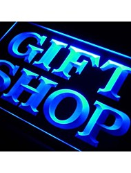 Gift Shop Display Neon Light Sign