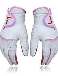 TTYGJ Women's New Design Leather Golf Gloves - 1 Pair