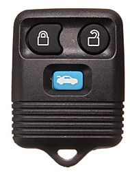3-Button Remote Key Case for Ford