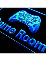 j984 Game Room Console Neon Light Sign