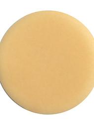 Circular Make-up para você Reunindo Powder Puff & Dry Powder Puff