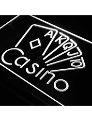 Casino Poker Game Room Display Neon Light Sign