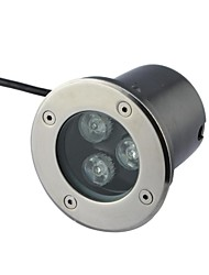 AC85-265V 3pcs High Power LED Waterproof Under Ground Lighting