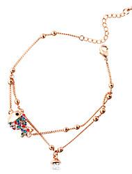 Mingluan Women's Alloy Bracelet