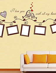 Frankie™ DIY Photo Frames Decorative Wall Stickers
