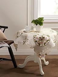 Lovey Daisy Embroidery Table cloth