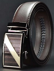 Mode et Maroquinerie généreux automatiquement boucle de ceinture des hommes