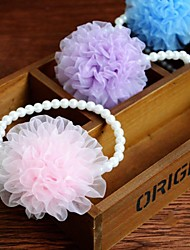 Summer Pet Big Lace Flower Necklace for Pets Dogs  (Assorted Colors , Sizes)