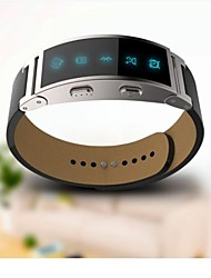 Fashion Watch Answer Call Stap Gauge tegen het verlies van Intelligent Bluetooth Horloges Armband