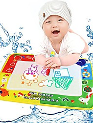 Water Drawing Toys Mat&1 Magic Pen/Water Drawing Board Baby Play