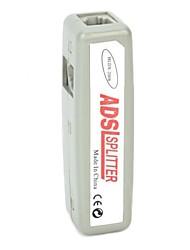 ADSL Audio Splitter Separator Gris