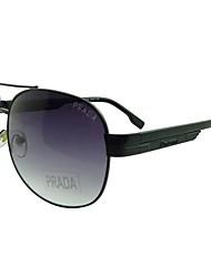 Upscale Fashion  Big Metal Frame Unisex Sunglasses(Assorted Colors)
