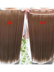 Clipe em clipes de extensão do cabelo Beleza venda quente Atacado menina reta colorido
