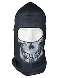 ARSUXEO Bike/Cycling Balaclava Unisex Breathable / Lightweight Materials Spandex / Polyester BlackSkiing / Camping & Hiking /