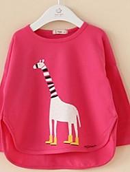 Girafes Bat Sweatshirts de fille