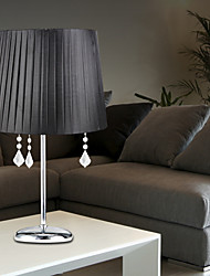 Artistic Table Light With Gorgeous Crystal Stand