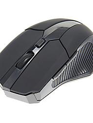 Беспроводная, оптическая мышка, 2.4GHz (1000/1200 / 1600DPI)