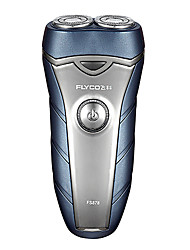 Soft-Touch Swith Flyco FS878 Floating Rotary High-Class Rechargable Electric Men Shaver