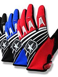 Spakct Outdoor Men's Breathable Wearproof  Anti-skidding Full Finger Gloves
