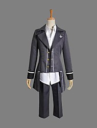 Inspired by Diabolik Lovers Kou Mukami Cosplay Costumes